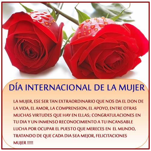 Día Internacional de la Mujer!!! » Día de la Mujer